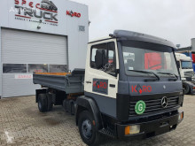 Camion Mercedes 814, Manual Pump, full Steel benne occasion