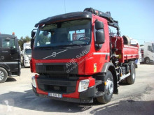 Volvo FE 320 truck used two-way side tipper