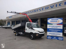 Iveco Daily 70C17 truck used two-way side tipper