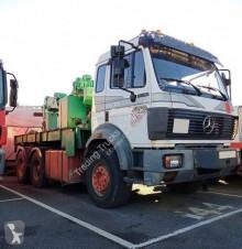 Camión portacontenedores Mercedes SK 2638