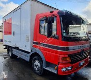 Camión de asistencia en ctra Mercedes Atego 815