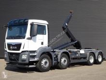 Camión Gancho portacontenedor MAN TGS 35.480