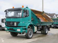 Camion tri-benne Mercedes Axor 1833 AK 4x4 2-Achs Allradkipper