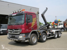 Camion Mercedes Actros 3246 K8x4 Abrollkipper polybenne occasion