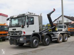 Camión volquete Mercedes Actros 3241 B 8x4 Abrollkipper Meiller