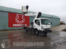Camion nacelle Isoli PT160 - Nissan NT400 Cabstar