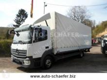 Camião Mercedes 823 L/ 7,2 m/ LBW caixa aberta com lona usado