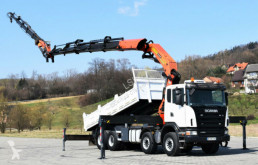 Ciężarówka wywrotka Scania G420 Kipper 6,20m+PK 60002 + JIBPJ170V1E + FUNK!