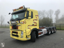 Camión chasis Volvo FH 500 8X4 TRIDEM CHASSIS STEERING AXLE EURO 5