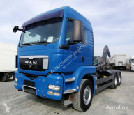Camion polybenne MAN TGS 26.440 6x6H BL Abrollkipper Euro 5 (34)
