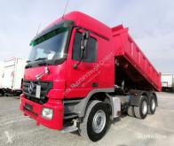 Camion tri-benne Mercedes 2646 6x4 Meiller Dreiseitenkipper Retarder (23)