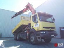 Camião estrado / caixa aberta Renault Kerax 400