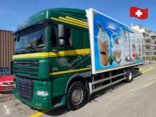 Camion frigo DAF XF105 DAF xf 105.410 Kühlkoffer
