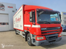DAF insulated truck CF 75.310, Steel /Air, with Elevator, Manual, EURO 5