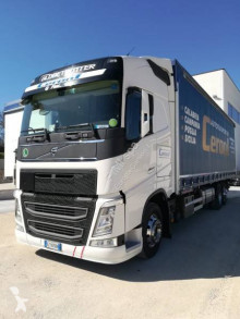 Volvo FH 460 Globetrotter truck used tautliner