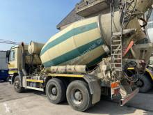 Lastbil beton cementmixer + pumpe Mercedes Actros 3335