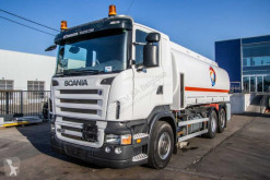 Camion Scania R 380 citerne hydrocarbures occasion