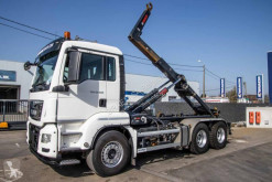 Camion MAN TGS 33.400 polybenne occasion