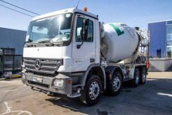 Lastbil betong blandare Mercedes Actros