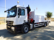 Camion Mercedes Actros 2532 plateau occasion
