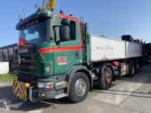 Scania tipper truck R124