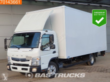 Mitsubishi box truck 7C18 Manual Ladebordwand Steelsuspension