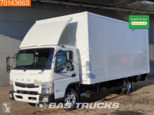Camión furgón Mitsubishi Fuso 7C18 Manual Ladebordwand