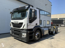 Camion Iveco Stralis 460 Hi-Way sasiu second-hand