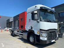 Camion Renault T-Series 430.26 DTI 11 porte containers occasion