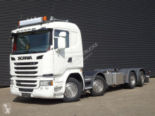 Camion châssis Scania G 490