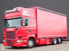 Camion rideaux coulissants (plsc) Scania R 490