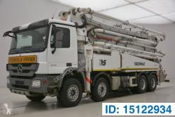 Camión hormigón bomba de hormigón Mercedes Actros 4141