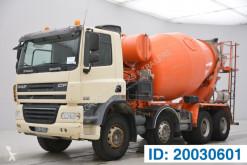 Kamion DAF CF85 beton frézovací stroj / míchačka použitý