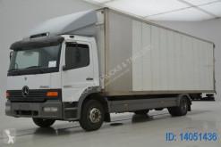 Camión Mercedes Atego 1223 furgón usado