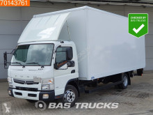 Vrachtwagen Mitsubishi 7C18 Manual Ladebordwand Steelsuspension tweedehands bakwagen