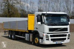 Camião estrado / caixa aberta Volvo FM 300 Pritsche 9,00m + KRAN PK 12000/FUNK!