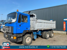 Camion benne MAN 27 332 manual full steel full mechanical