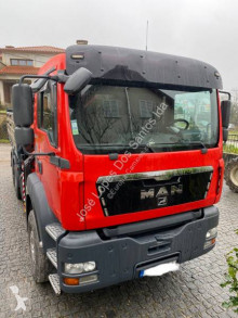 MAN construction dump truck TGA 26.430