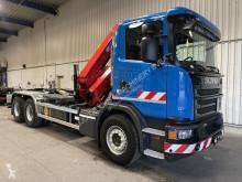 Kamion vícečetná korba Scania G 370