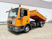 MAN three-way side tipper truck TGL 8.150 4x2 BB 8.150 4x2 BB, Platz für Kranmontage