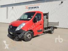 Vrachtwagen kipper Renault Master