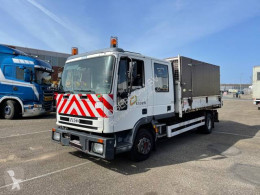 Camion Iveco 80E15 benne occasion