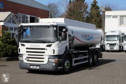 Scania P Scania P320 Tankwagen Euro 5 gebrauchter Tankfahrzeug (Mineral-)Öle