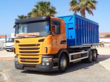 Scania billenőplató teherautó G 450