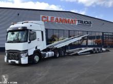 Renault autószállító teherautó T480 Comfort Plus met Rolfo Centaurus EXT Trucktransporter