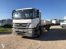Camion Mercedes Axor 1829 A plateau ridelles occasion