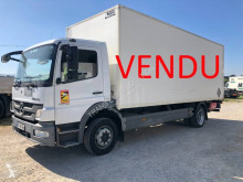 Mercedes Atego 1218 N truck used plywood box