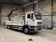Camión MAN TGM 18.240 caja abierta usado