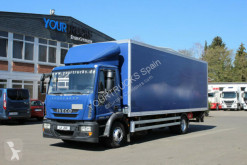 Camion Iveco Eurocargo ML120E22 EEV Koffer 7,6m/Klima /LBW fourgon occasion
