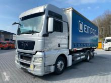 Kamion MAN TGX TGX 26.440 XXL- BDF- Ladebordwand- TOP podvozek použitý